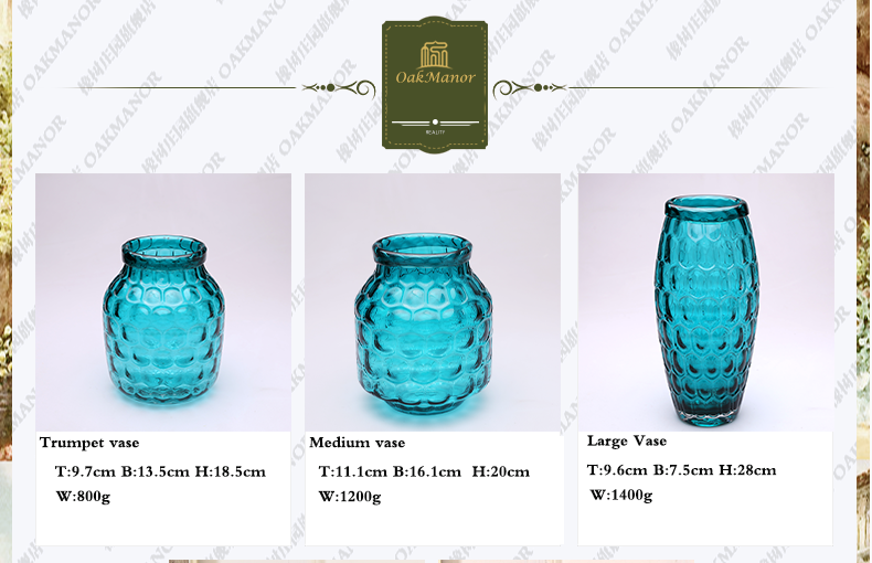small round vases wholesale