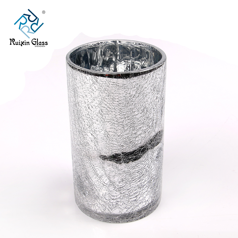 tall glass candle holders wholesale