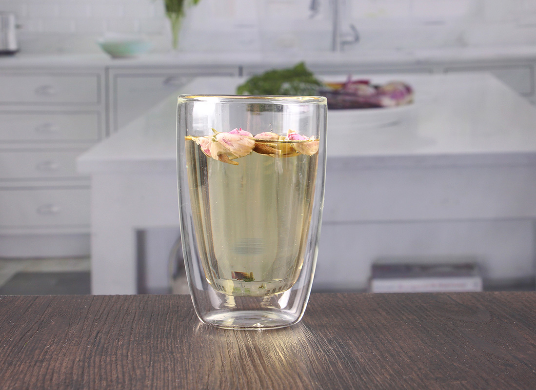 Insulated Double Walled Glasses