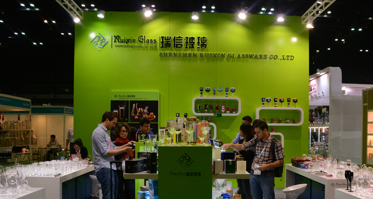 china glassware company,exhibition show