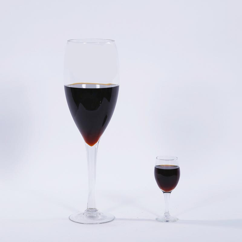 large drinking glasses drinkware