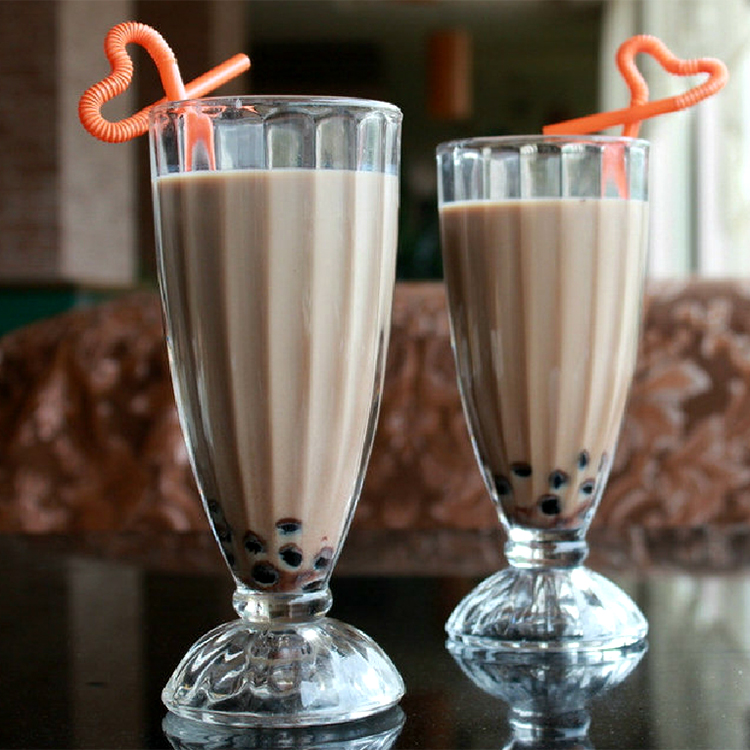 milkshake glass cups for sale