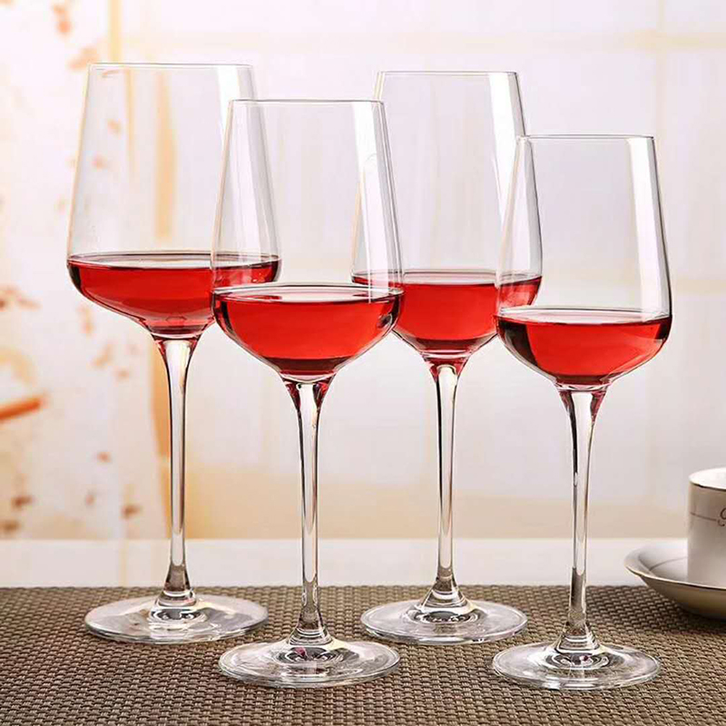 wine glasses set factory