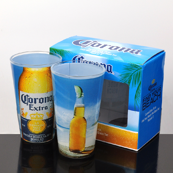 Corona 6 years of partnership and ruixinglass