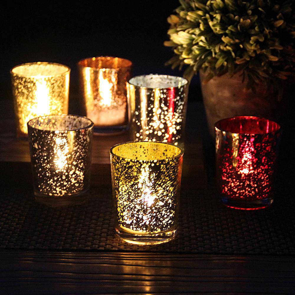 CD054 Decorative Candle Holders For Weddings