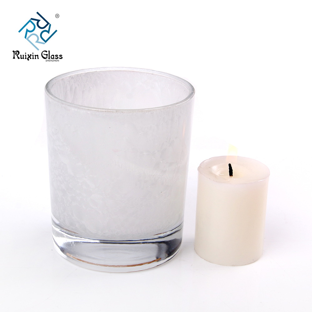 Chinese factory wholesale white tealight candle holders