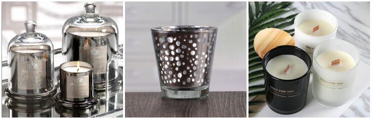 wholesale glass votive holders