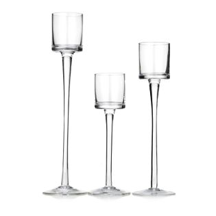 Long Stem Glass Candle Holders Stemmed Glass Candle Holders With Votive Candles