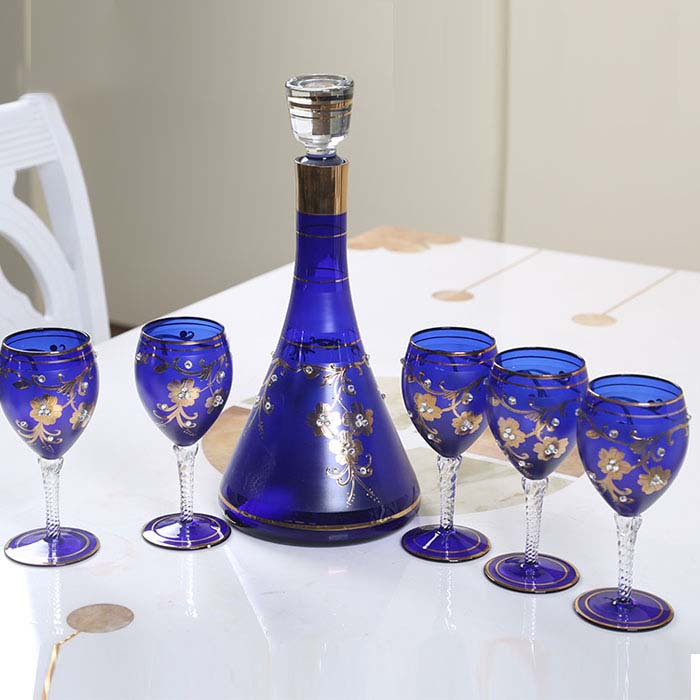glass decanters wholesale