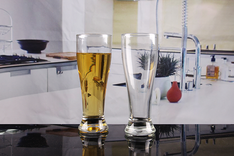 China affordable beer glass cup for sale