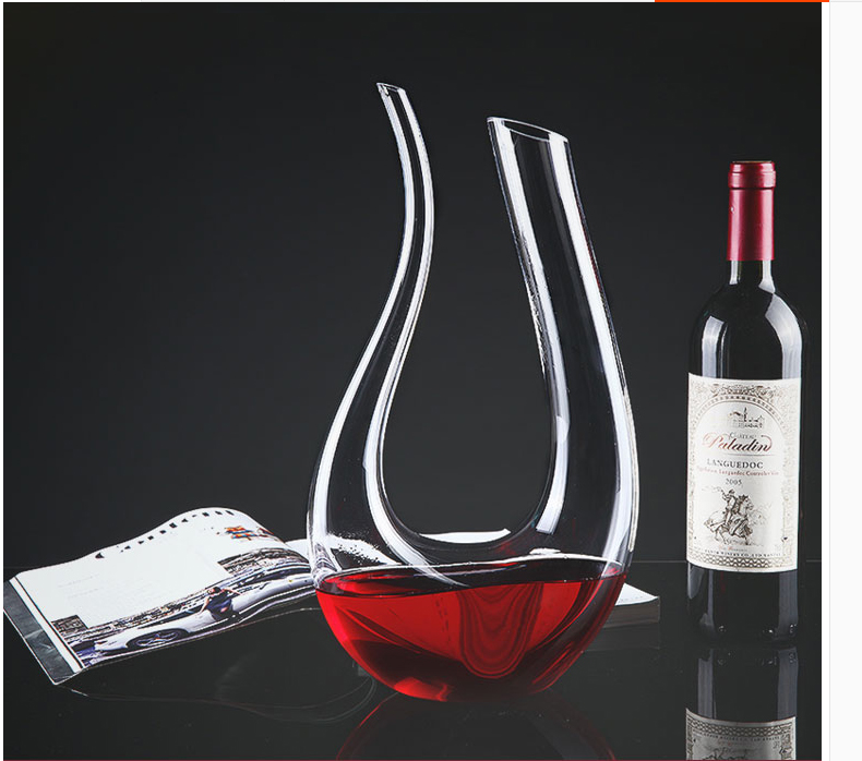 unique decanters