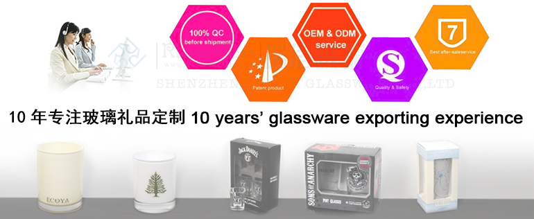 2016 china new hand painted glass supplier