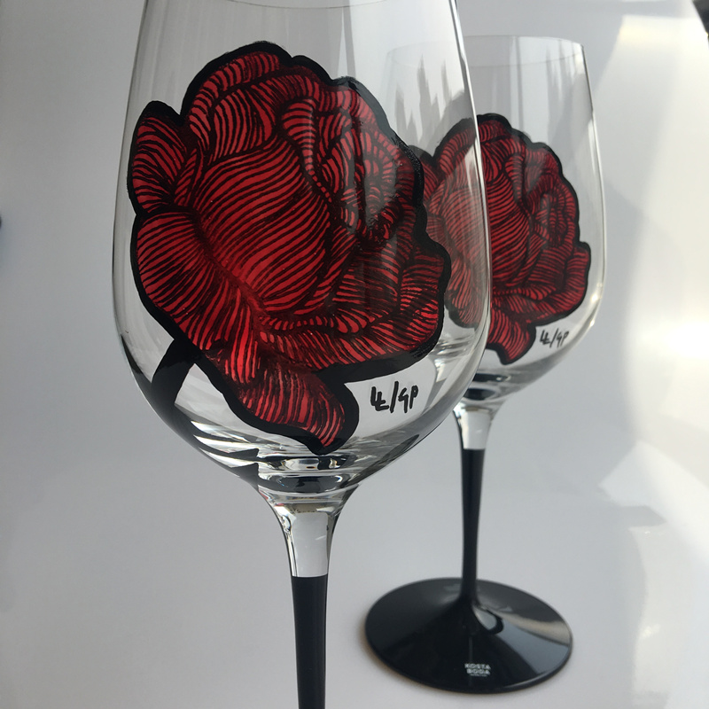 glass cup designs