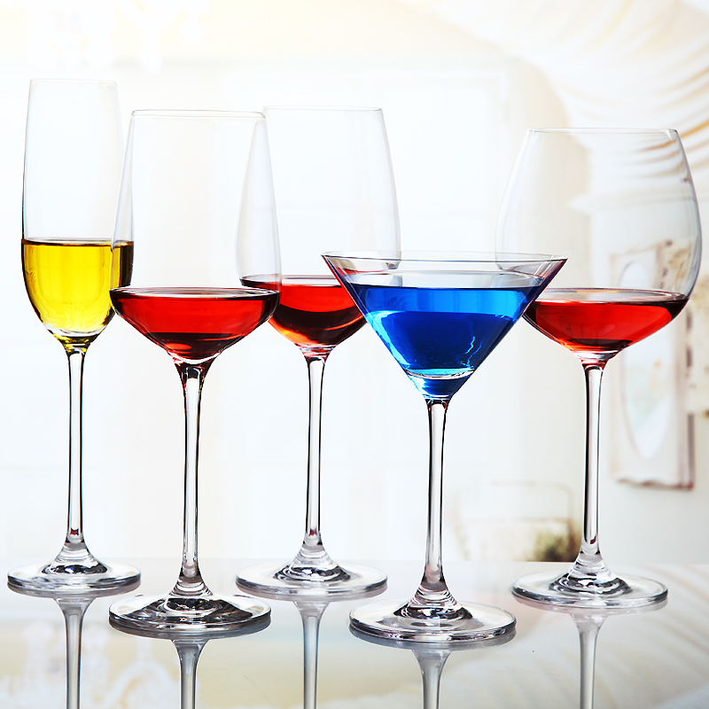 Questionaire: Which Type of Wine Glasses Should I Buy?