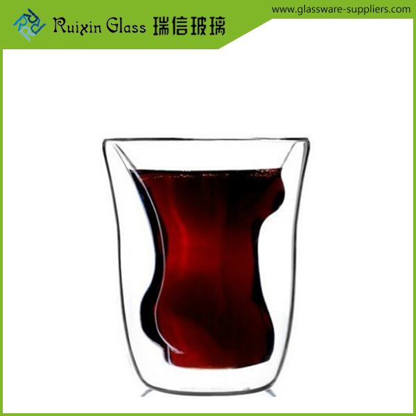 Woman Shape Beer Glass