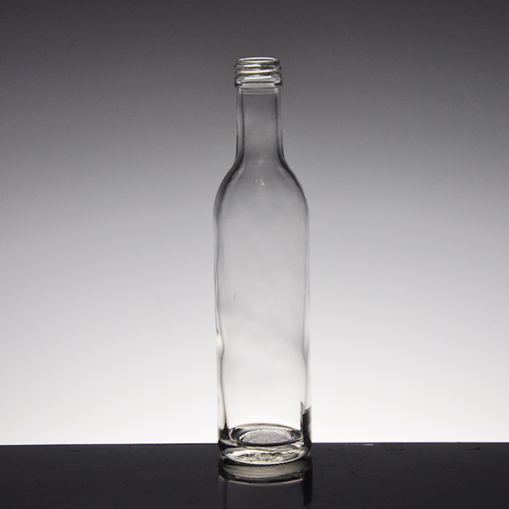 heet de verkoop van decoratieve glazen flessen met een