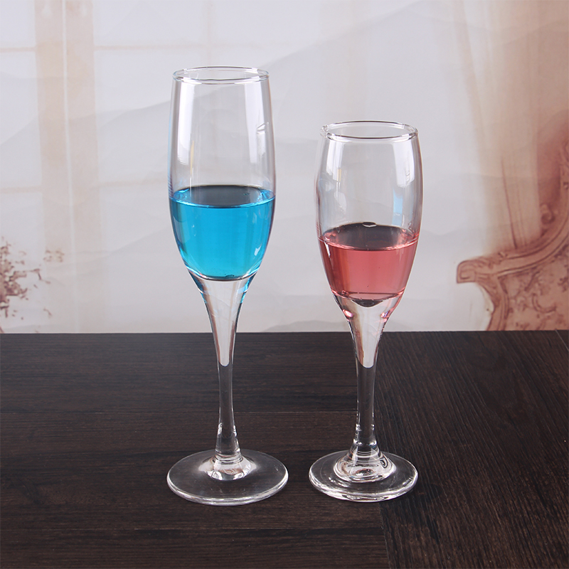 Cheap Glass Champagne Flutes