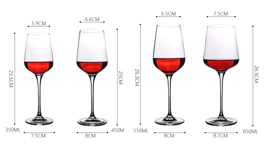03 Personalized Wine Gasses Wedding