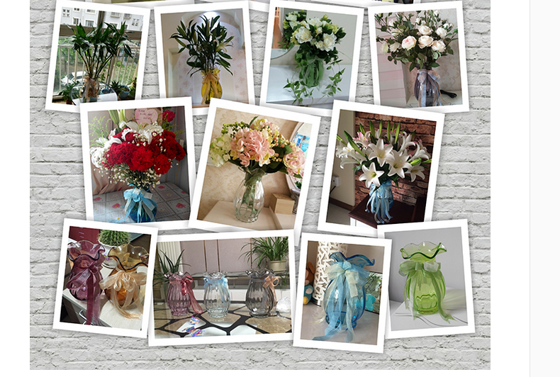 art glass vases wholesale