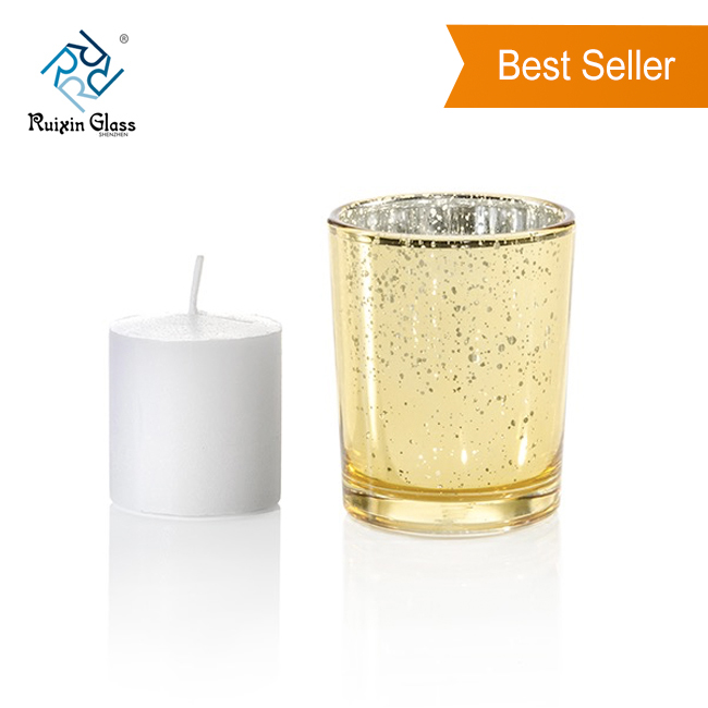 CD010 Factory Price Custom Design Machine Pressed Candle Holder Wedding Factory China