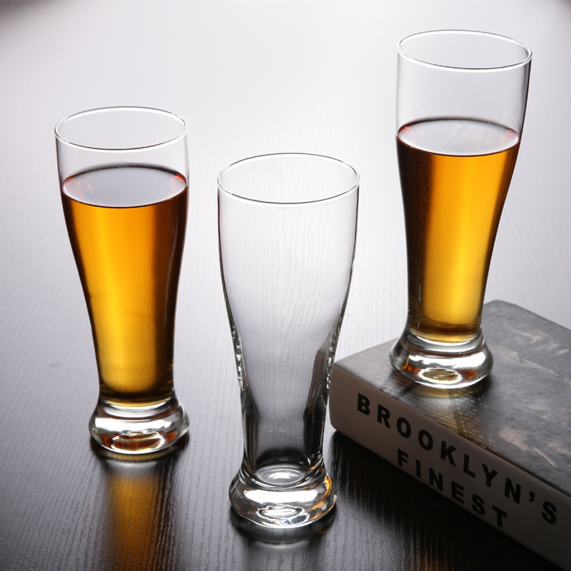 China Promotion Beer glass in February