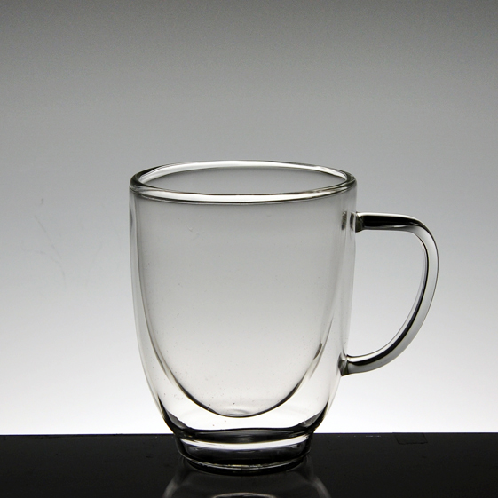 double wall gladd with handle