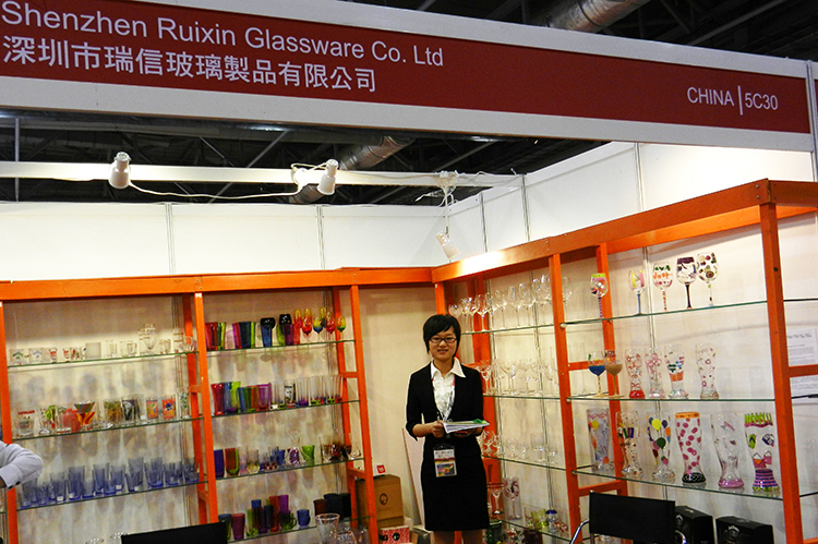 glassware company,china glassware company,exhibition show