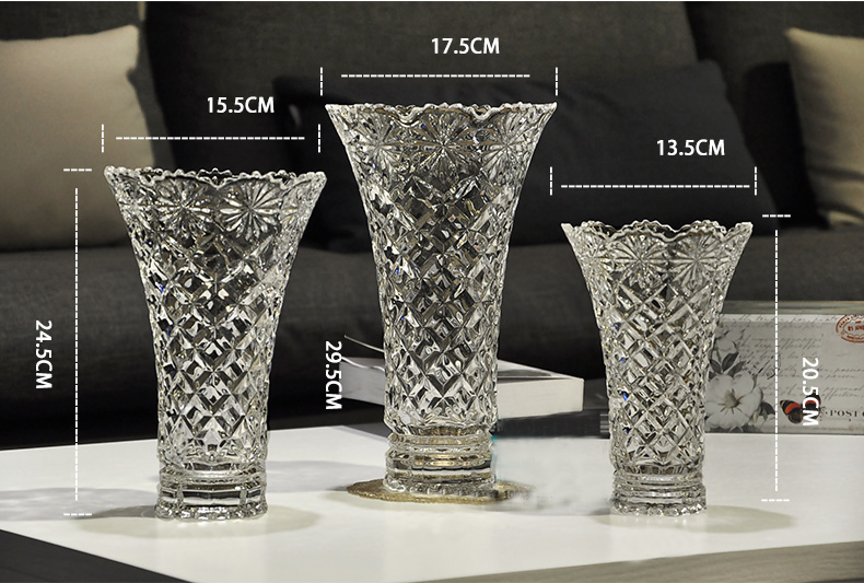 cheap glass vase