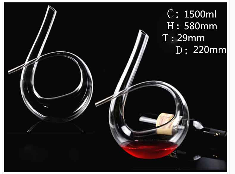 red wine decanters