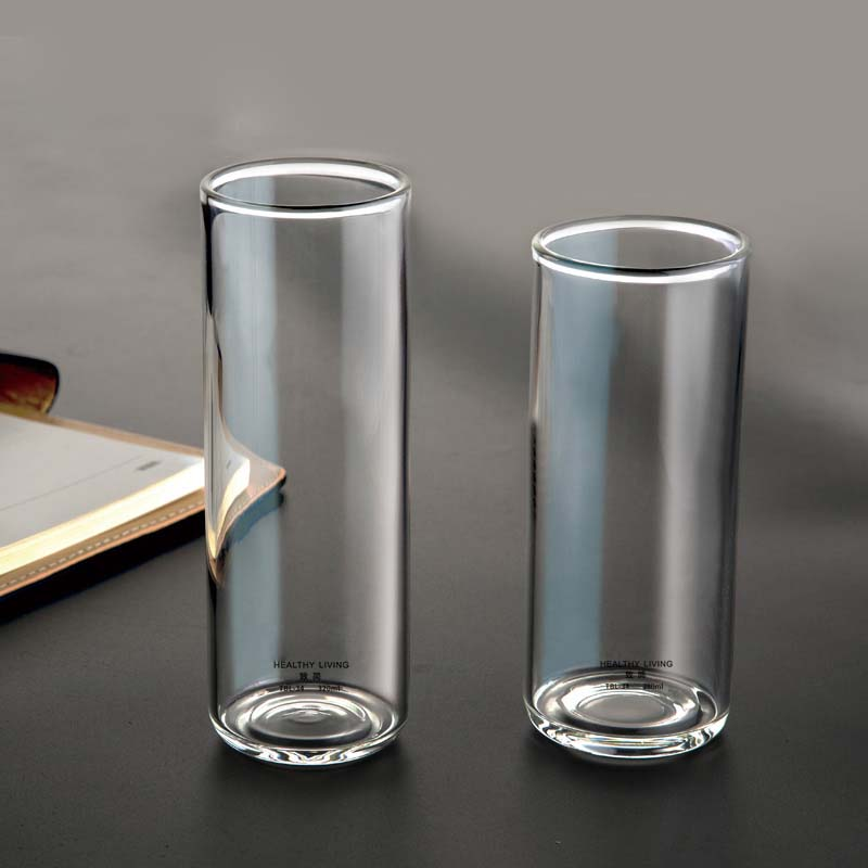 small drinking glasses