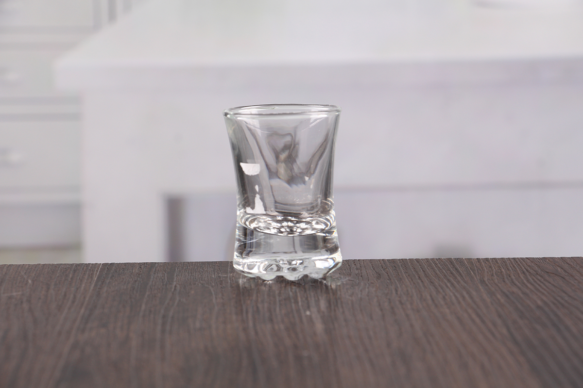 Wine glass shot glass