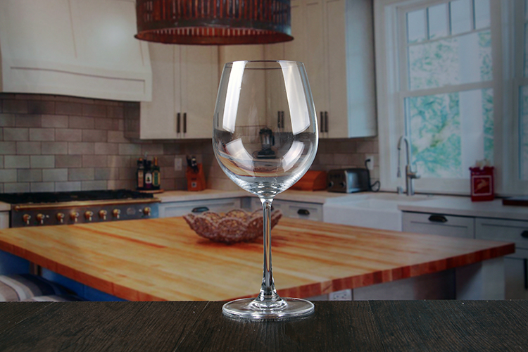Eco friendly wine goblet