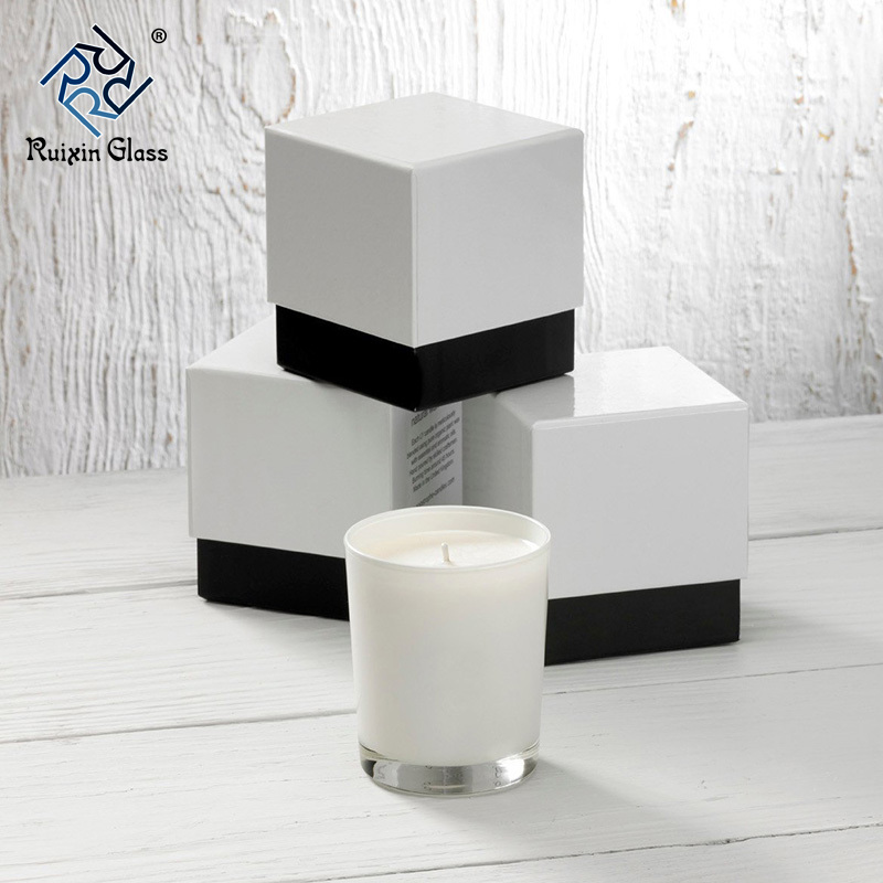 CD041 White Candle Holders Wholesale