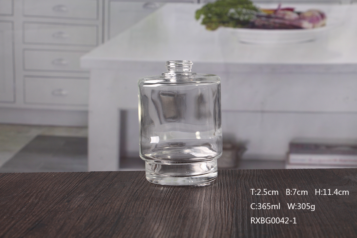 Fragrance Diffuser Glass Bottle