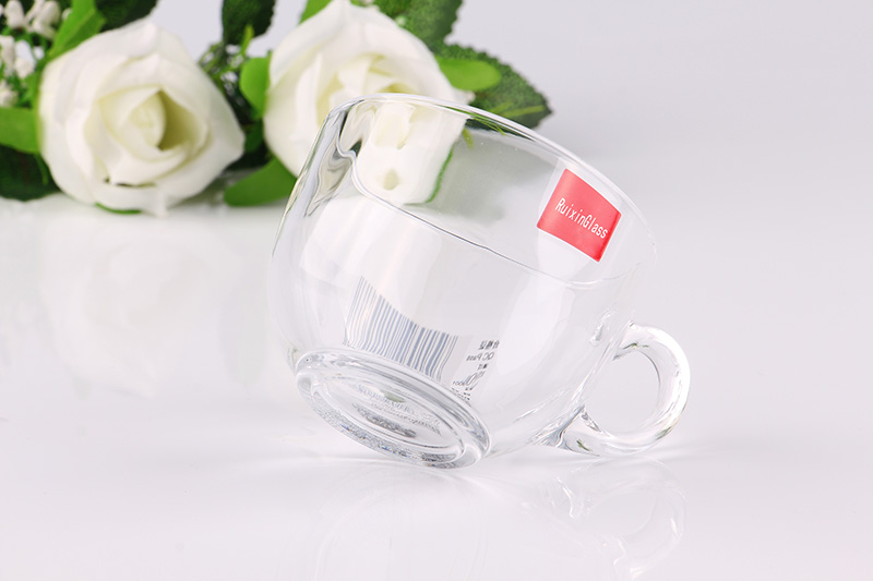 glass coffee mugs with handle