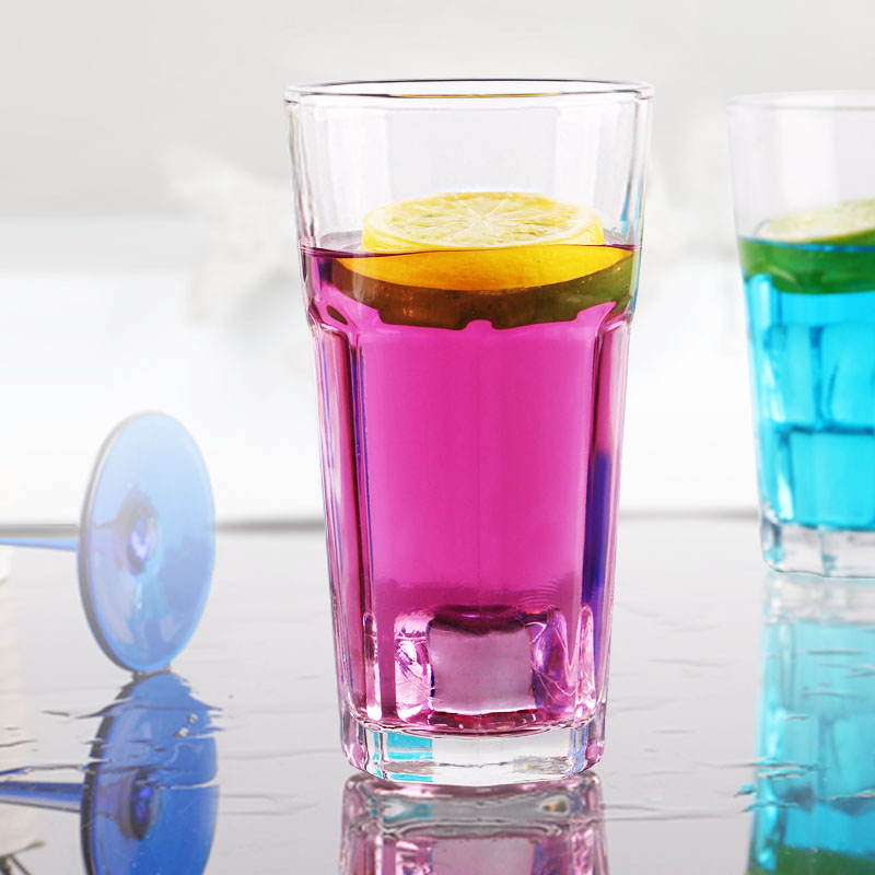 drinking glasses set