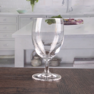 300ml pyrex short stem wine glass manufacturer
