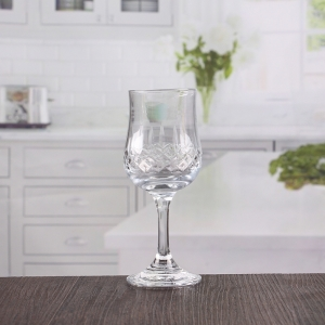 4 oz small engraved short wine glass set of 4 wholesale