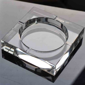 Best clear glass ashtrays wholesaler