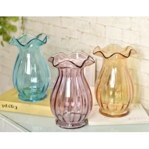 Blue vases for sale clear vases art glass vases wholesale