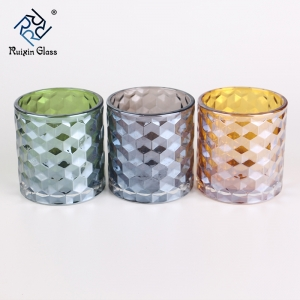 CD057 Brass Candle Holders Wholesale