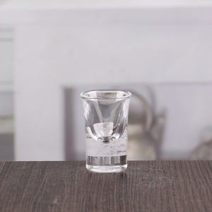 China 0.4 oz personalized wedding shot glasses factory supplier