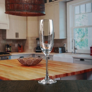 China 200ml Cheap Bulk Champagne Glasses Crystal Stemware