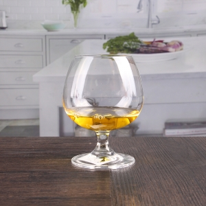 China cheap crystal brandy glassware set wholesale