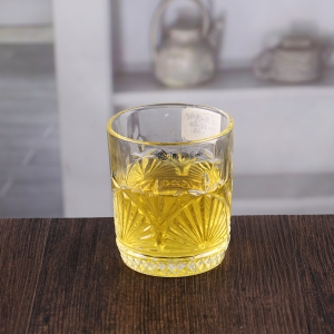 China cut glass whisky tumblers manufacturer suppliers