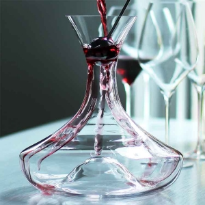 China decanter manufacturer glass wine decanter wholesale