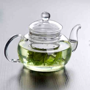 China glass teapot set supplier