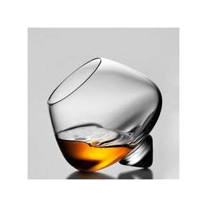 China glassware companies stemless brandy glasses manufacturer