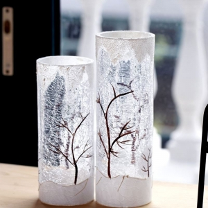 China home decor vases manufacturer floral vases and white flower vases supplier
