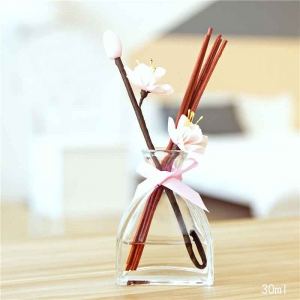 China oil fragrance diffuser reed diffuser reeds supplier